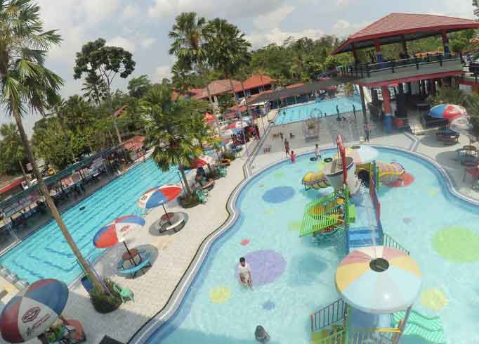 Tempat Wisata Banjarnegara Terbaru 2018 Rekomended Surya Yudha Park Anglir