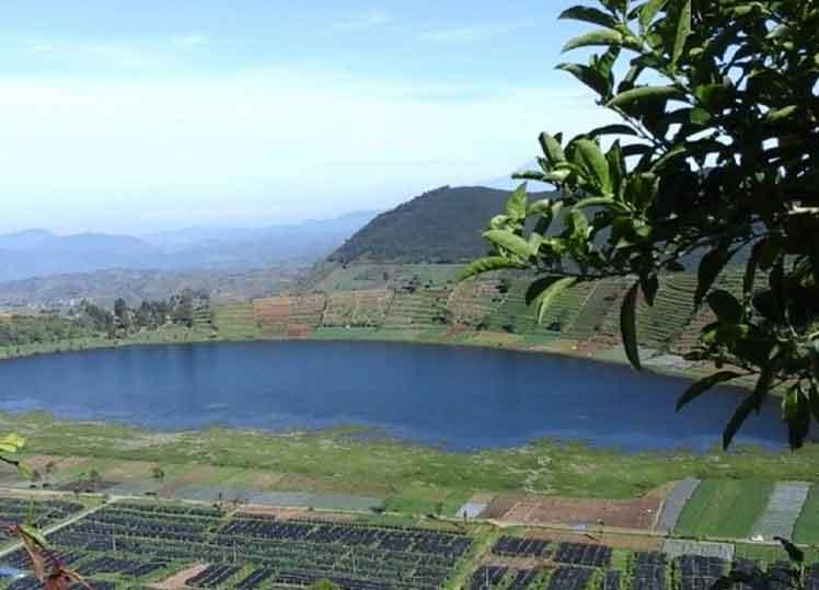Tempat Wisata Banjarnegara Terbaru 2018 Rekomended Telaga Merdada Anglir Mendung