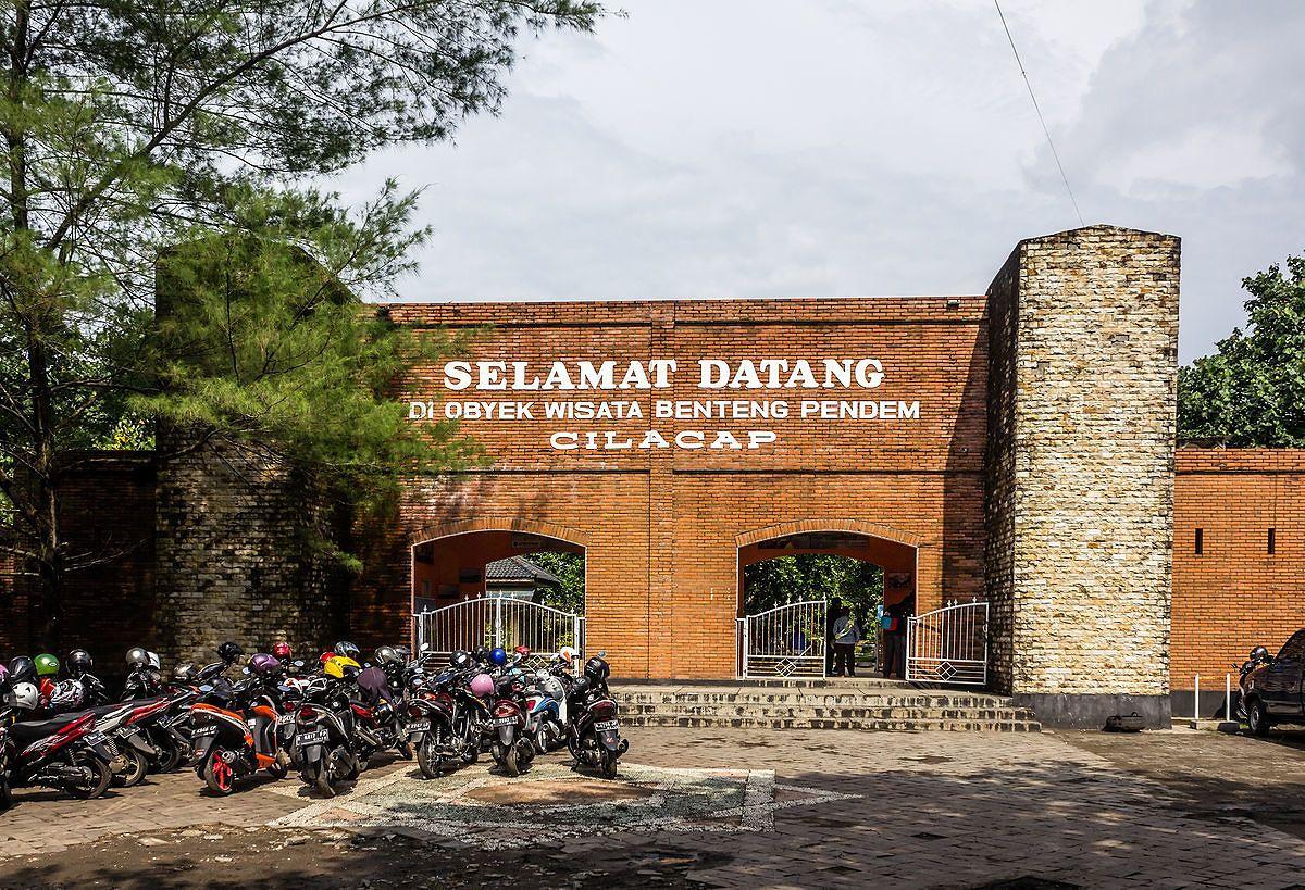 Wisata Anglir Mendung Benteng Pendem Cilacap Kab Banjarnegara