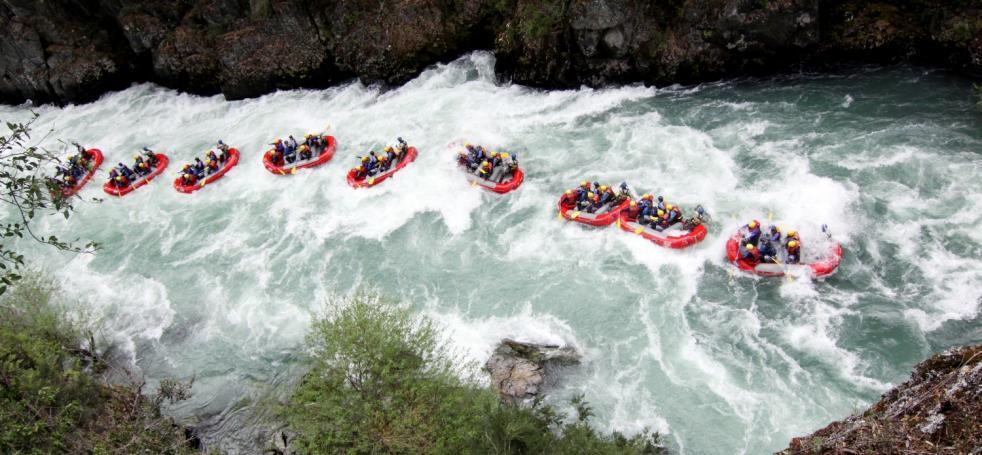 9 Sungai Menantang Arung Jeram Indonesia Alidesta Rafting Arum Serayu