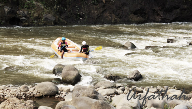 Berburu Keseruan Sungai Serayu Bag 1 Arfathah Personal Blog Arung