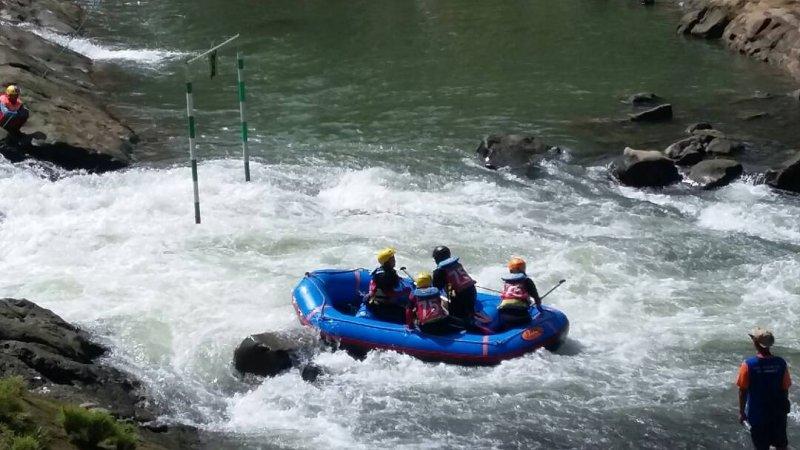 Insiden Arung Jeram Maut Sungai Serayu Penjelasan Pikas Peserta Kejurprov
