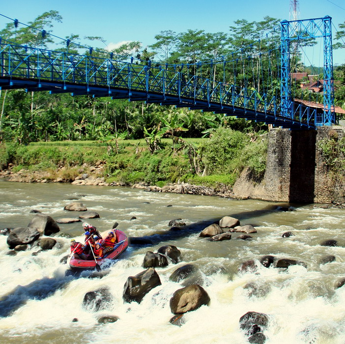 Perjalanan Tak Berujung Bergosip Sungai Serayu 6 Kabupaten Yg Lewatin