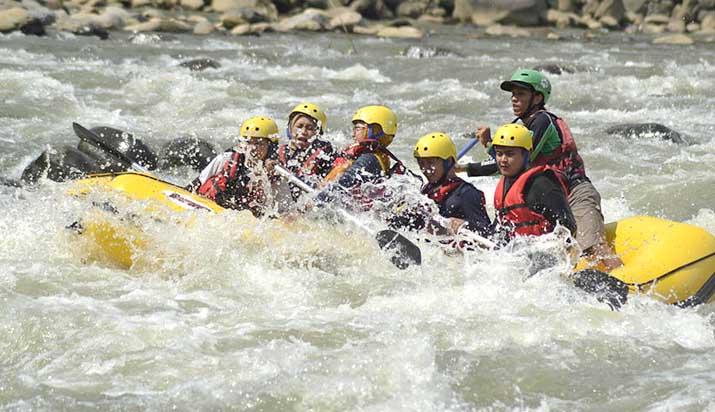 Piknik Berujung Petaka Guru Smp 2 Kroya River Guide Tewas