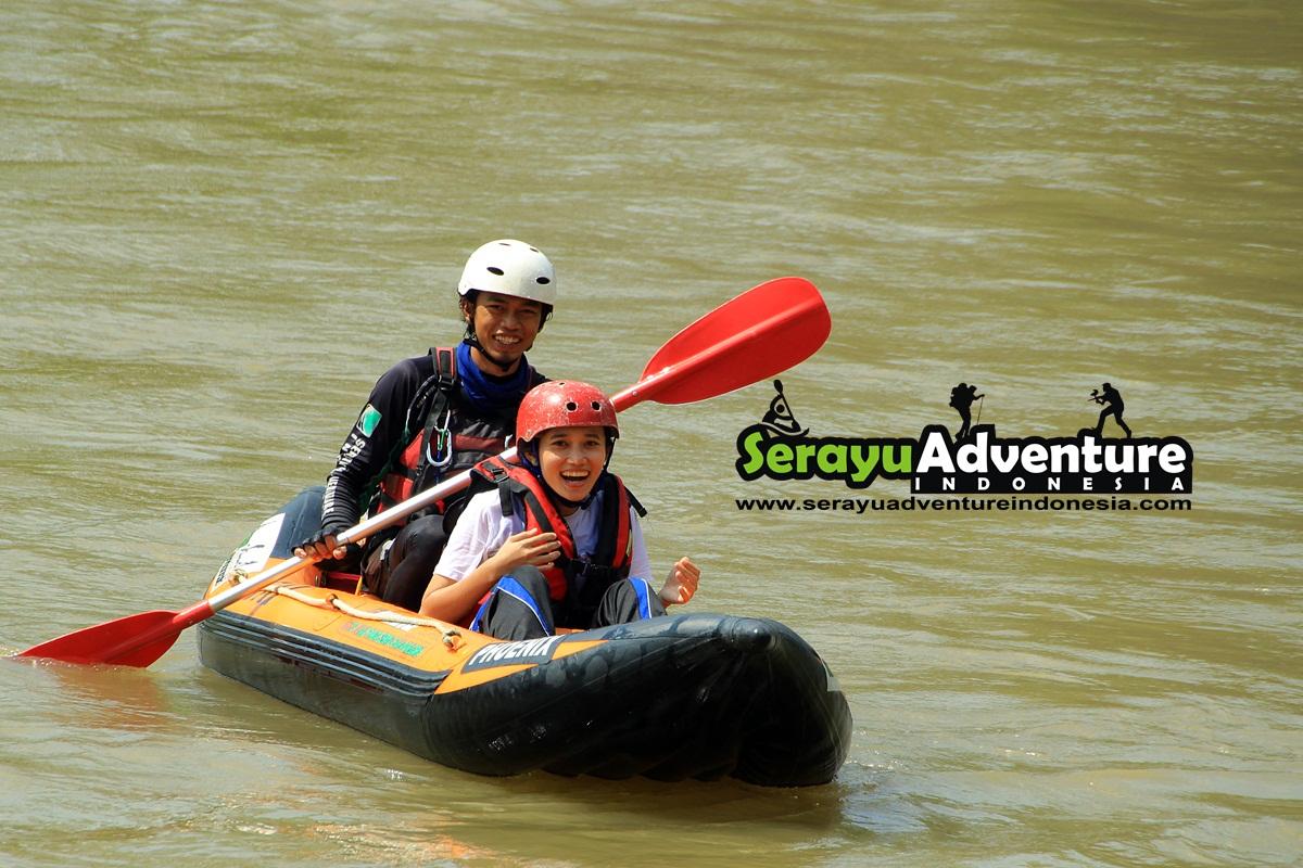Serayu Adventure Indonesia Wisata Arung Jeram Rafting Arum Sungai Kab
