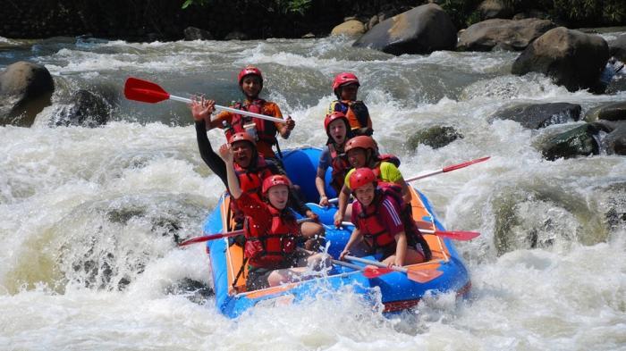 Tempat Wisata Banjarnegara Rekomendasi Fjj Arung Jeram Sungai Serayu Arum