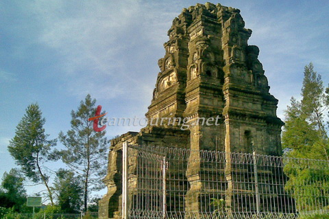 Candi Bima Dieng Teamtouring Bangunan Kab Banjarnegara