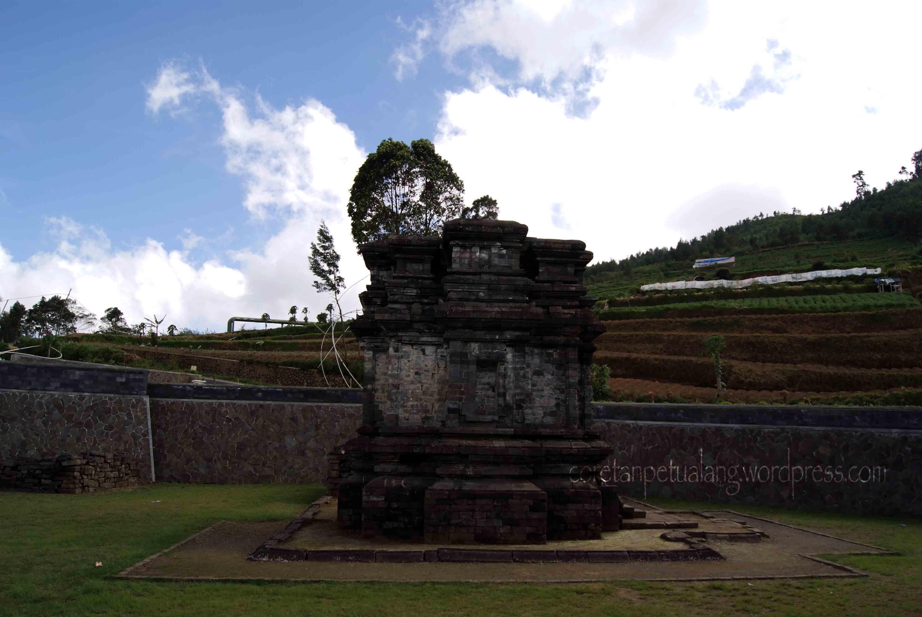 Candi Bima Indonesia View Dieng Kab Banjarnegara