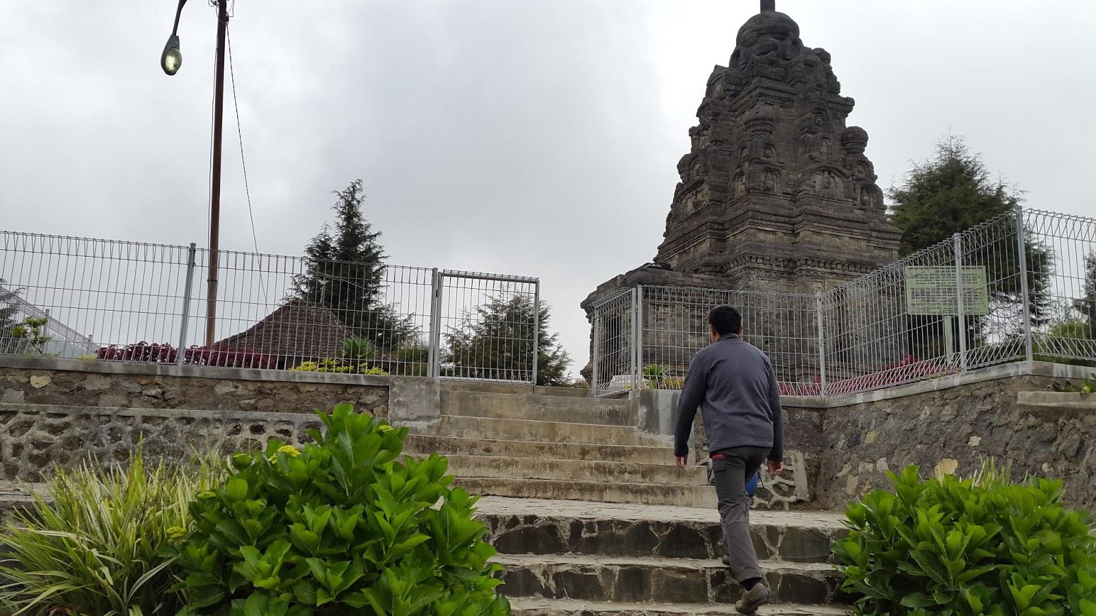 Candi Bima Mahakarya Dinasti Sanjaya Termegah Terbesar Dataran Tinggi Dieng