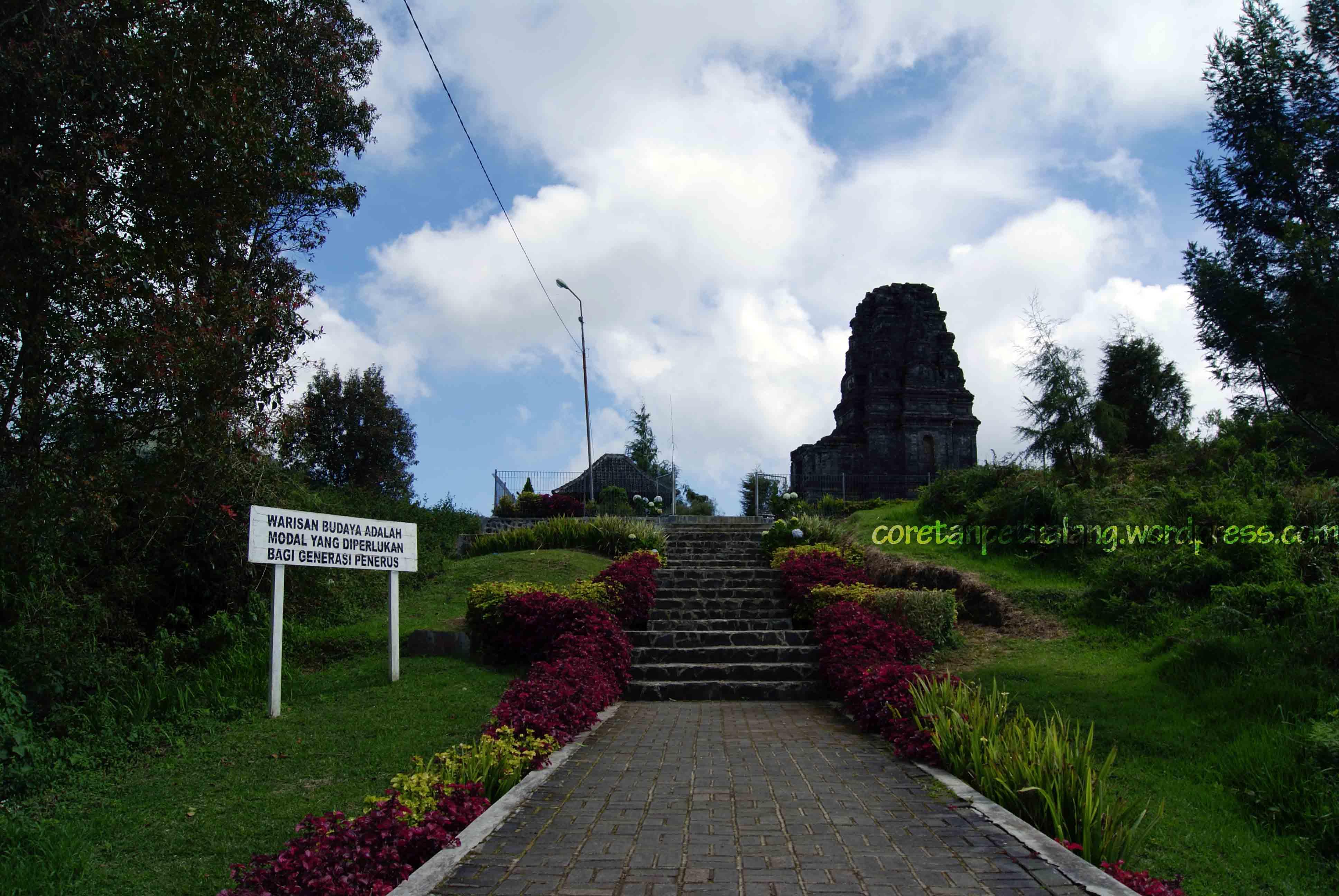 Dieng Plateau Love Season 2 Budaya Candi Dataran Bima Kab