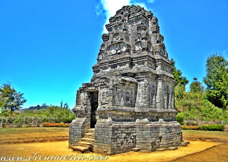 Candi Bima Dieng Saksi Sejarah Wangsa Sanjaya Diengnesia Menurut Ahli