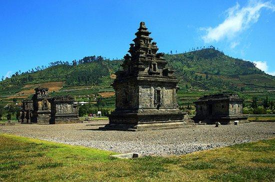 Candi Dieng Indo Travel Consultant Dwarawati Kab Banjarnegara
