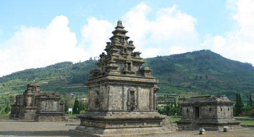 Candi Puntadewa Info Tips Wisata Arjuna Dwarawati Dieng Kab Banjarnegara