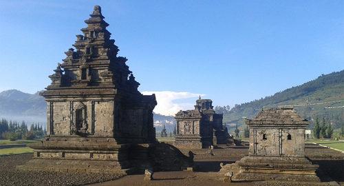 Candi Puntadewa Info Tips Wisata Dieng Dwarawati Kab Banjarnegara