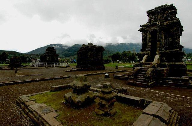 Dieng Kawasan Dataran Tinggi Jawa Tengah Masuk Wilayah Kabupaten Banjarnegara