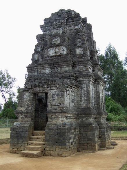 Sejarah Candi Dieng Wonosobo Banjarnegara Bima Dwarawati Kab