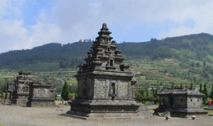 Sejarah Candi Dieng Wonosobo Jawa Tengah Lengkap Dwarawati Kab Banjarnegara