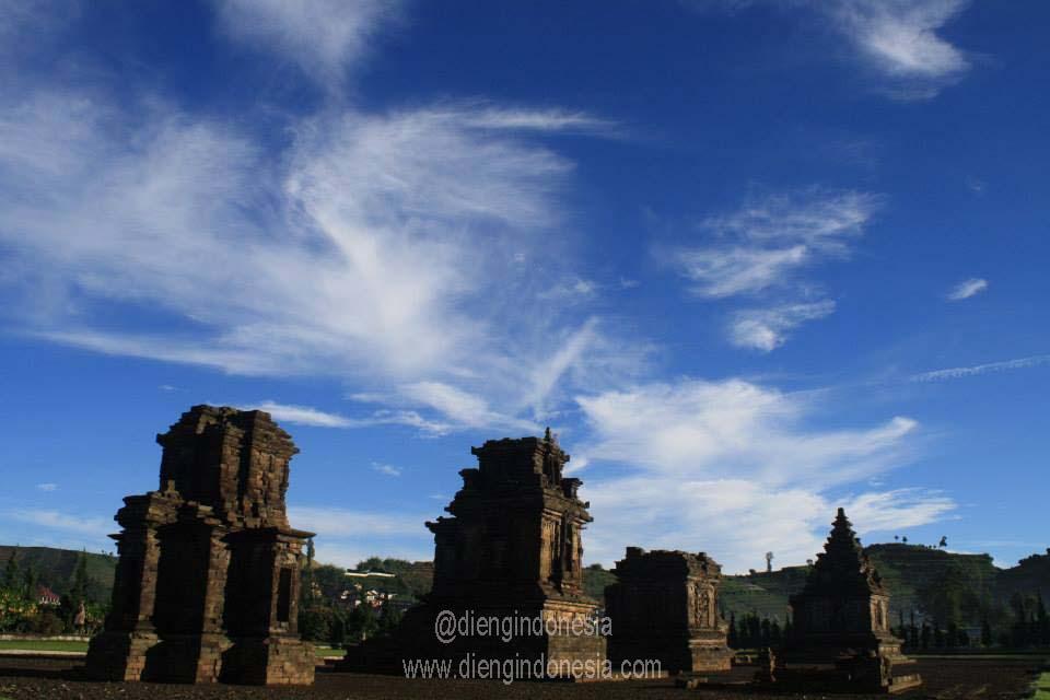 Tempat Wisata Dieng Info Tour Candi Sembadra Dwarawati Kab Banjarnegara