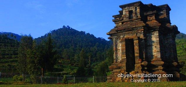 Mengenal Candi Dwarawati Tersembunyi Obyek Wisata Dieng Gatotkaca Kab Banjarnegara