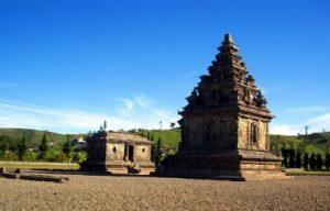 Sejarah Candi Arjuna Dieng Wonosobo Jawa Tengah Terlengkap Gatotkaca Kab
