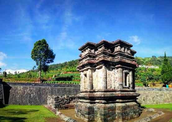 Tempat Wisata Banjarnegara Terbaru 2018 Rekomended Candi Gatotkaca Dieng Kab