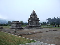 Candi Arjuna Wikiwand Kesatuan Semar Komplek Percandian Kab Banjarnegara
