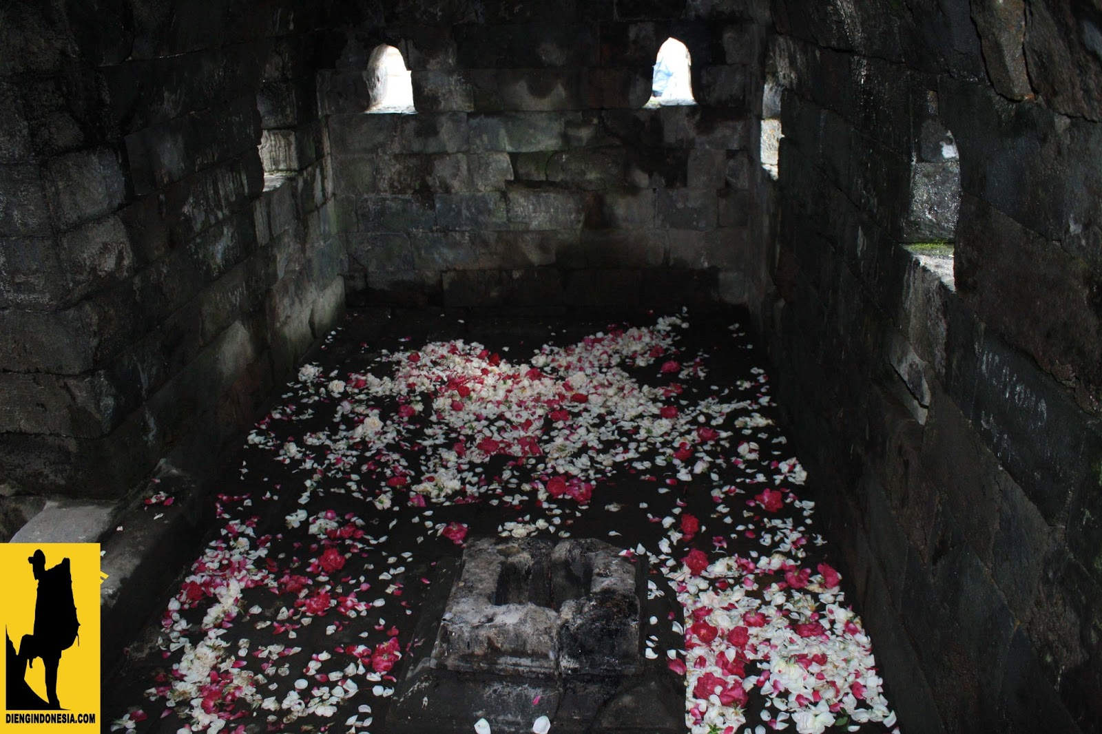 Candi Semar Dieng Komplek Percandian Arjuna Kab Banjarnegara