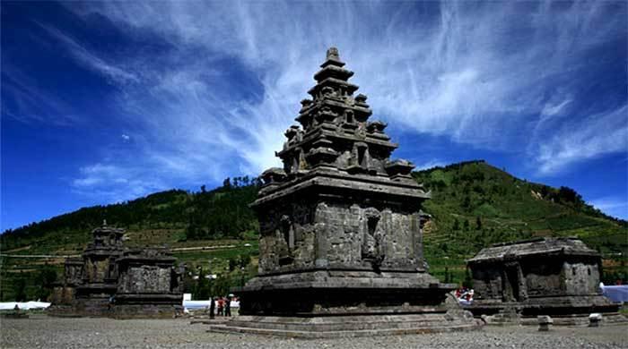 Sejarah Candi Dieng Wonosobo Banjarnegara Lidi Biru 67 Lebih Dikenal