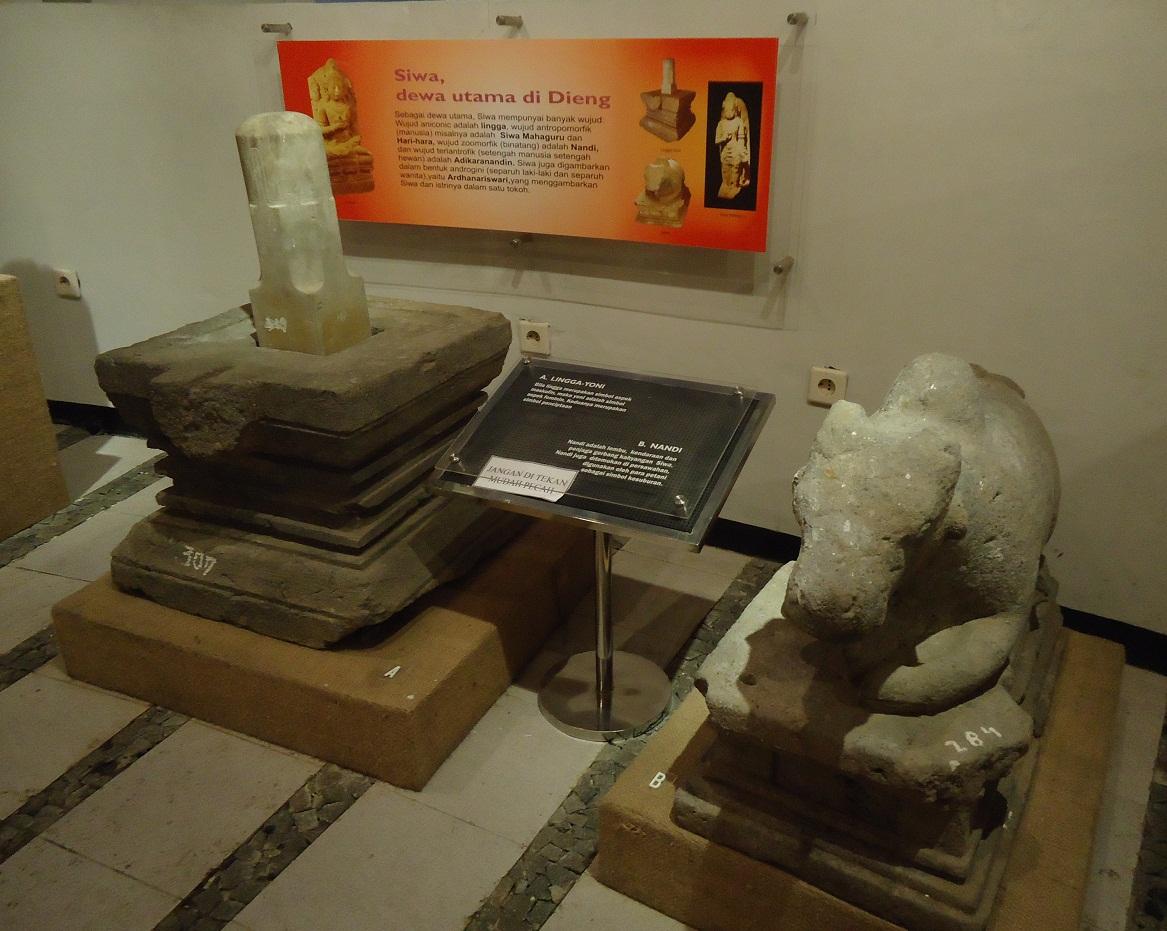 218 Mengunjungi Museum Kailasa Kab Banjarnegara Wisata Alam Kaliasa Dieng