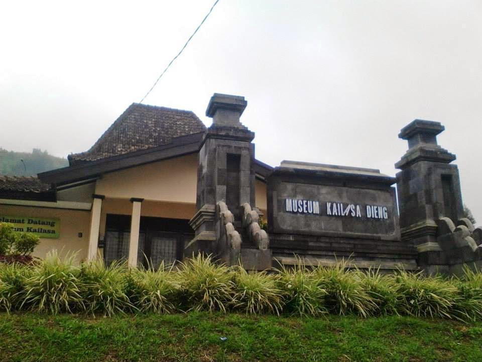 Center Mengenal Dieng Lewat Museum Kailasa Adigunaku Kaliasa Kab Banjarnegara