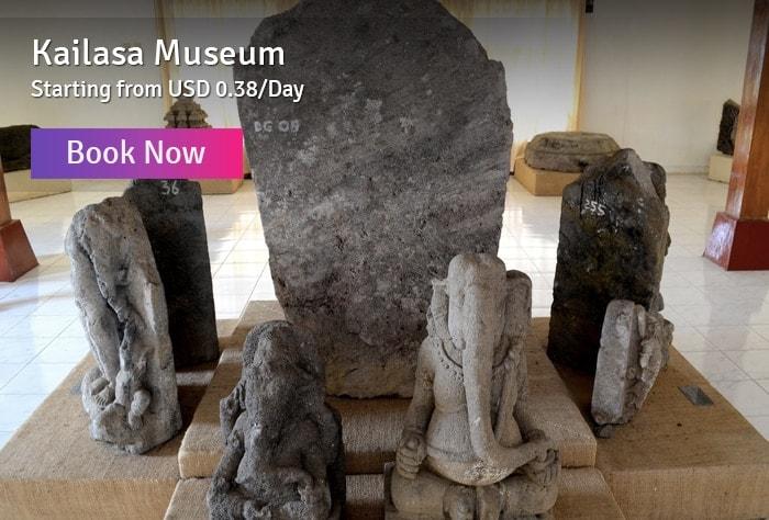 Dieng Kulon Museum Kaliasa Kab Banjarnegara