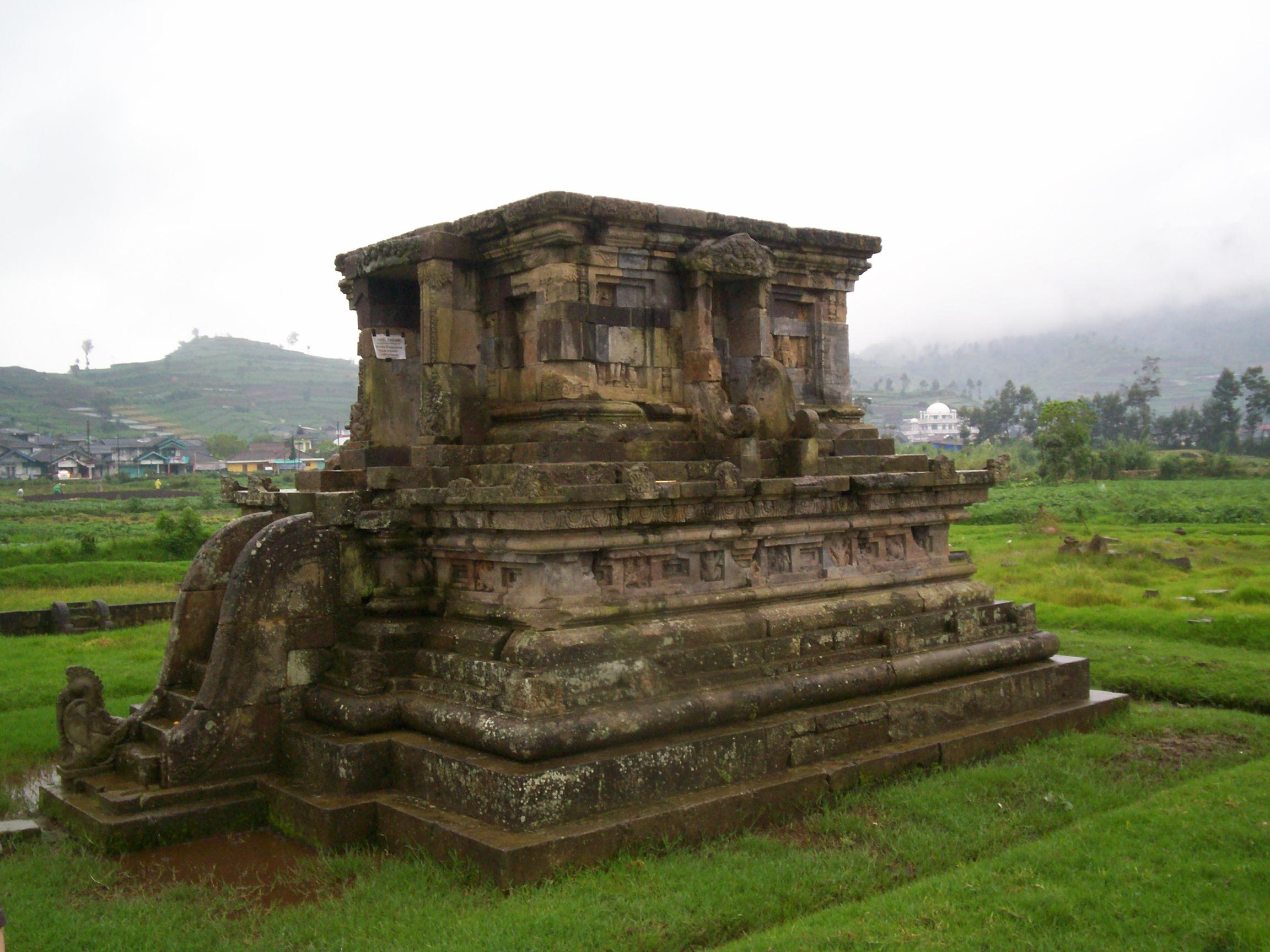 Dieng Plateau Meinjourney Museum Kaliasa Kab Banjarnegara
