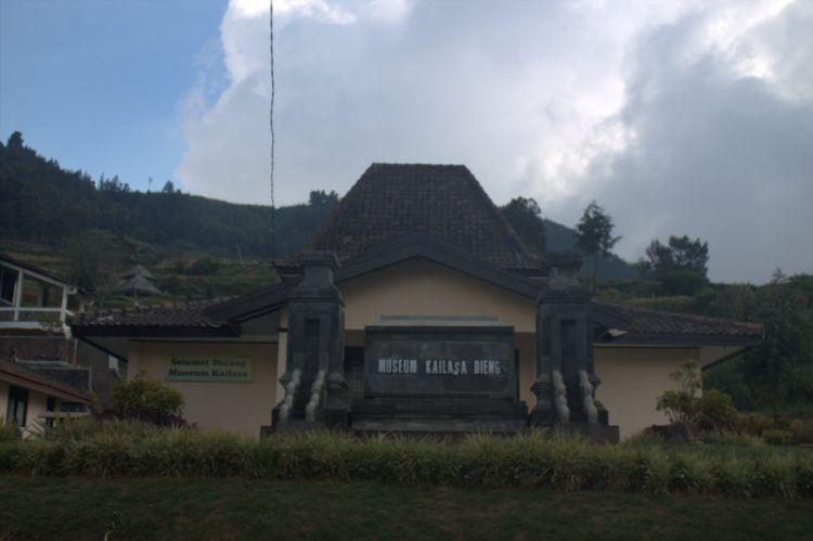 Kailasa Rumah Bagi Peradaban Dieng Museum Kaliasa Kab Banjarnegara