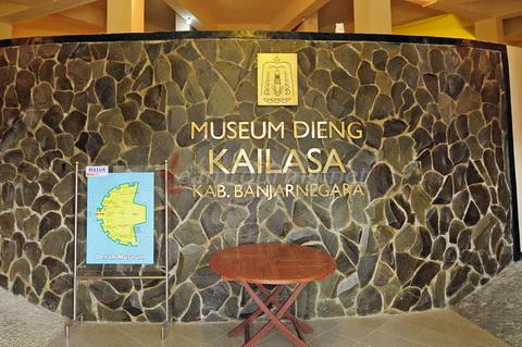 Mengenal Museum Kailasa Dieng Kabupaten Banjarnegara Provinsi Jawa Kaliasa Kab