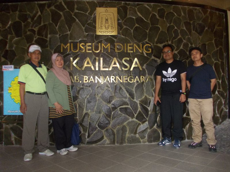Museum Dieng Kailasa Banjarnegara Pekalongan Hot News Kaliasa Kab