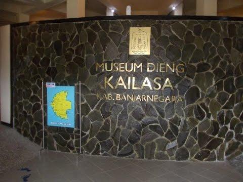 Museum Dieng Kaliasa Banjarnegara Youtube Kab