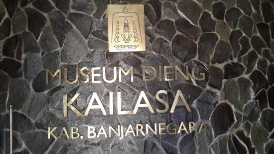 Museum Dieng Kaliasa Picture Kulon Kab Banjarnegara