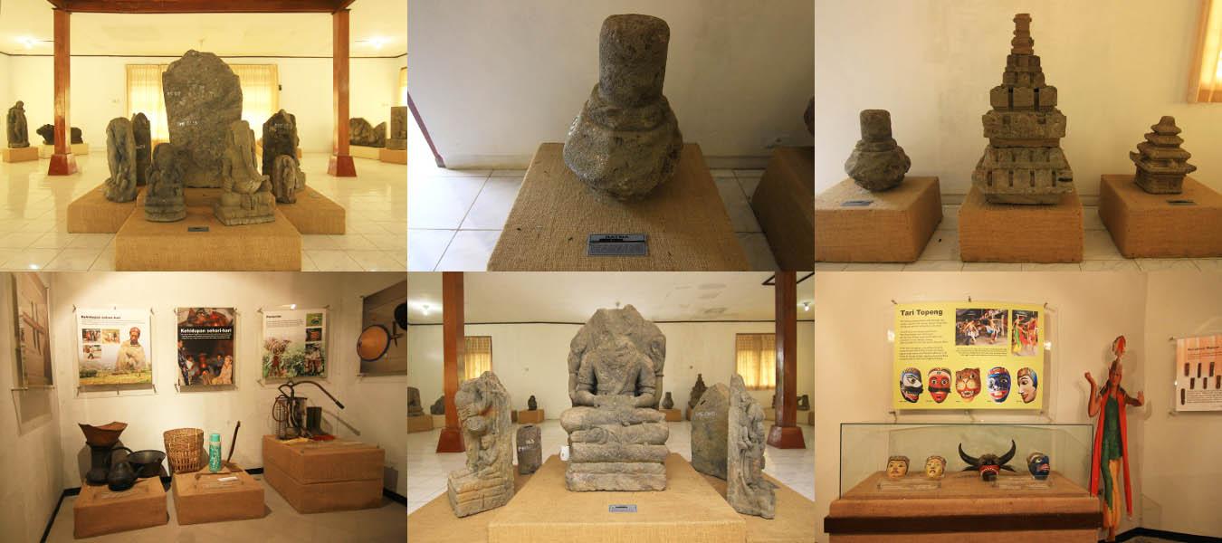 Museum Kailasa Dieng Banjarnegara Jawa Tengah Kamera Budaya Berbagai Macam
