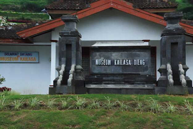 Museum Kailasa Dieng Banjarnegara Jawa Tengah Kamera Budaya Kaliasa Kab
