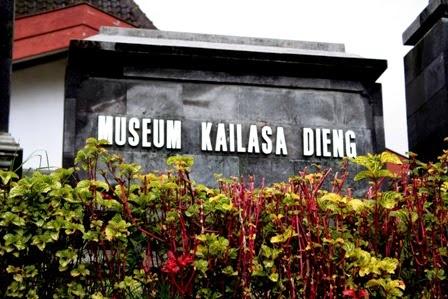 Museum Kailasa Dieng Kaliasa Kab Banjarnegara