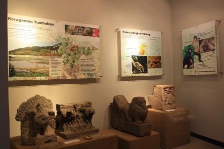 Museum Kailasa Kabupaten Banjarnegara Bagian Atas Atap Digunakan Sebagai Panggung