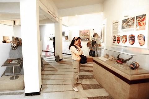 Museum Kailasa Koleksi Benda Purbakala Dieng Teamtouring Asal Usul Nama
