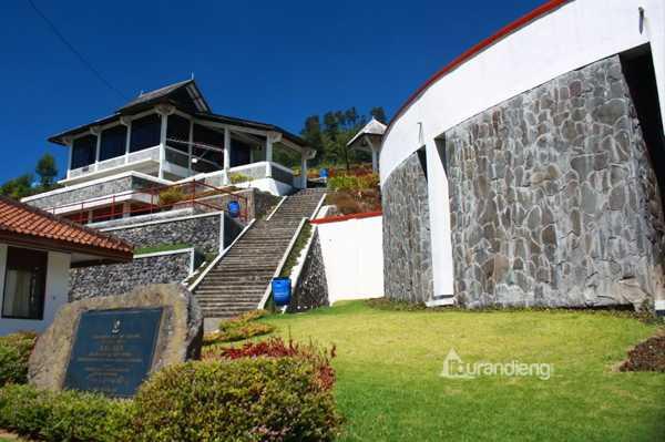 Museum Kailasa Liburandieng Kaliasa Dieng Kab Banjarnegara