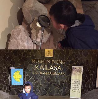 Museum Kaliasa Dieng Wisata Alam Banjarnegara Tempat Satu Terbilang Diresmikan