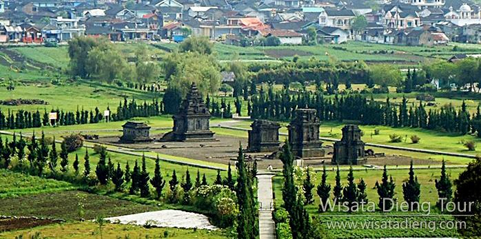 Paket Wisata Dieng Negeri Diatas Awan Pesona Kabupaten Berkunjung Museum
