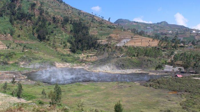 Pemkab Banjarnegara Pastikan Dieng Aman Dikunjungi Setelah Letusan Kawah Sileri