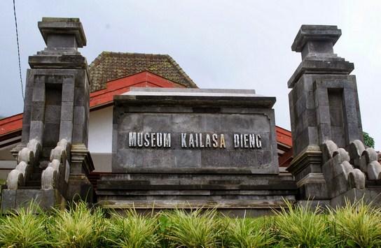 Pesona Keindahan Wisata Museum Kaliasa Dieng Banjarnegara Jawa Tengah Kab