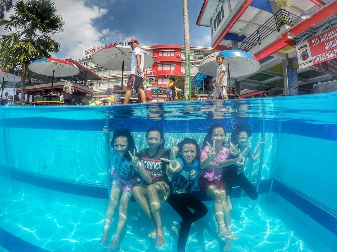 112 Liburan Mengasyikan Bersama Keluarga Surya Yudha Repost Instagram Veragusti