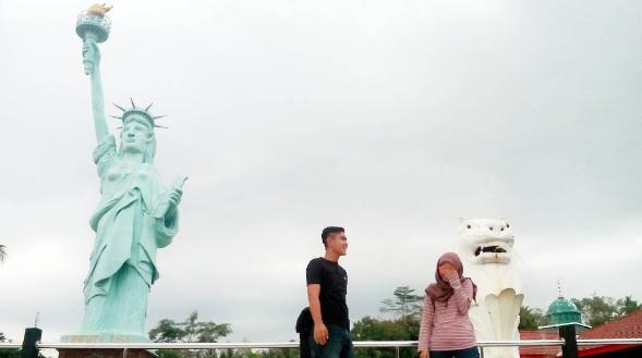 24 Tempat Wisata Terlengkap Banjarnegara Jawa Tengah Surya Yudha Park