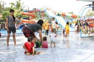Banjarnegara Surya Yuda Park Facilities Offering Full Vacation Yudha Kab